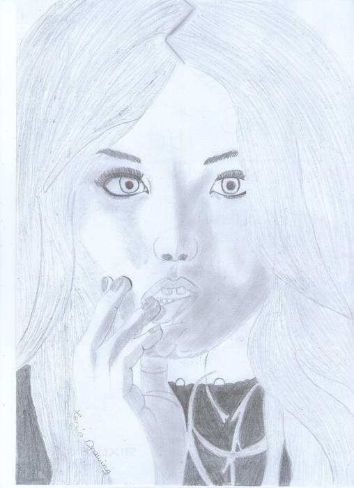 Ashley Smith par 96Loriana